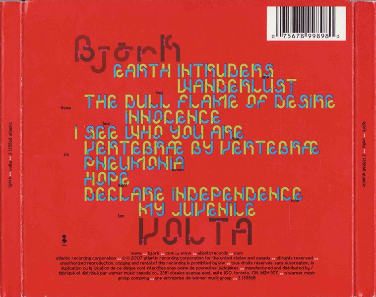 Björk* Bjork - Innocence (Mark [Spike] Stent Mix)
